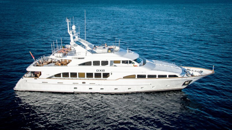 DXB - Available for event charters
