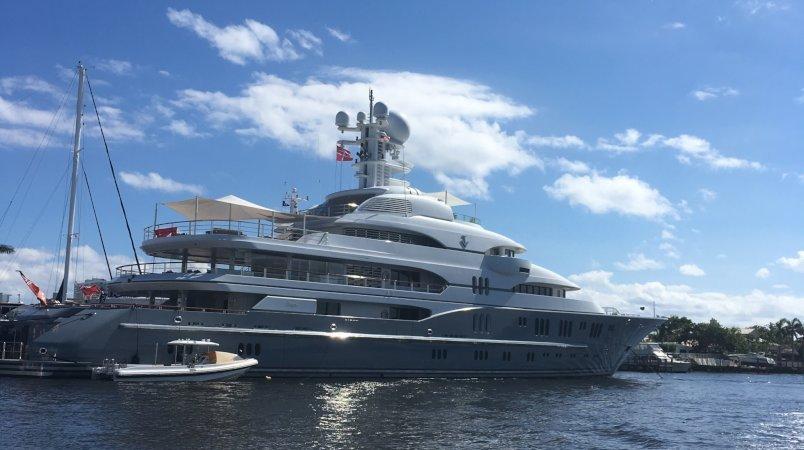Fort Lauderdale International Boat Show Report