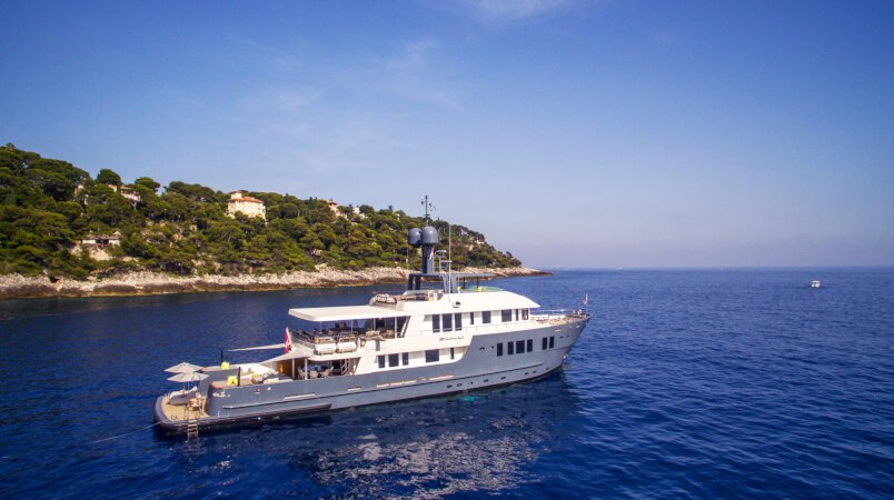 ZULU - The perfect yacht for event charters