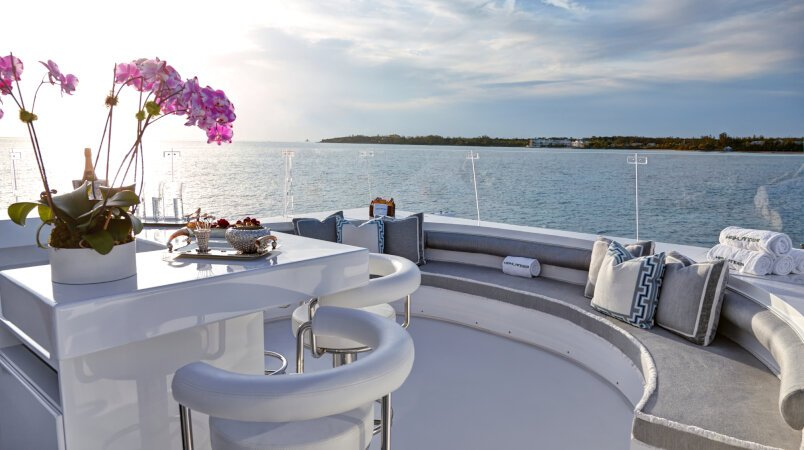 HIGHLANDER - Available to charter in the Balearics next summer