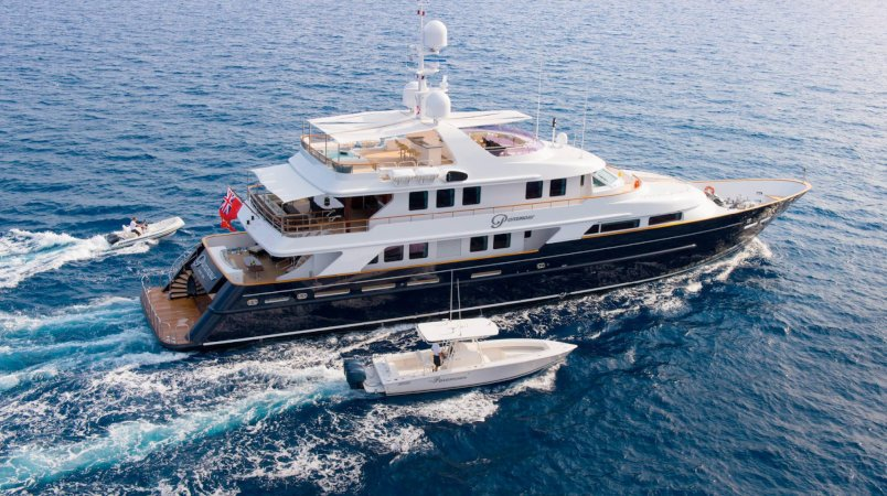 PARAMOUR finalist at the World Superyacht Awards 2013