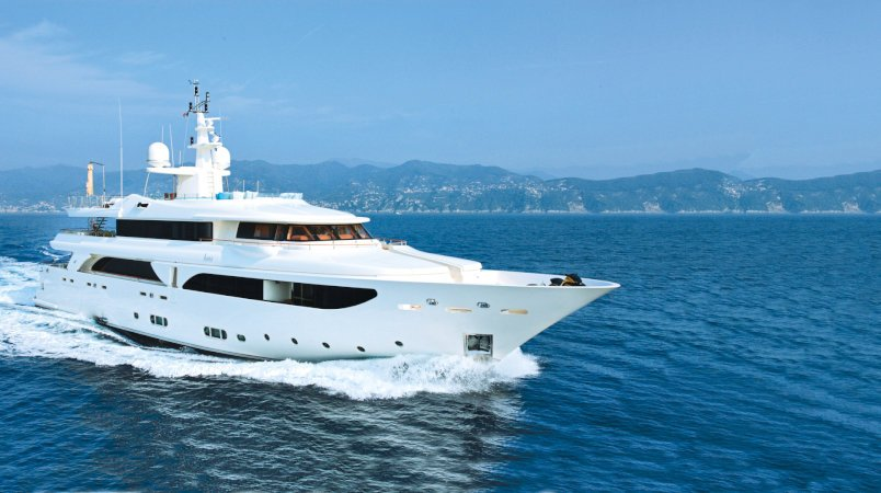 HANA - Available for inspection, 10 year class survey about to commence