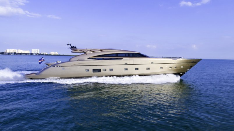 FIVE WAVES - Available to charter in the Bahamas
