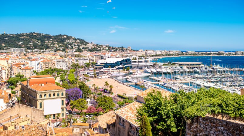 Start the show season with the Cannes Yachting Festival