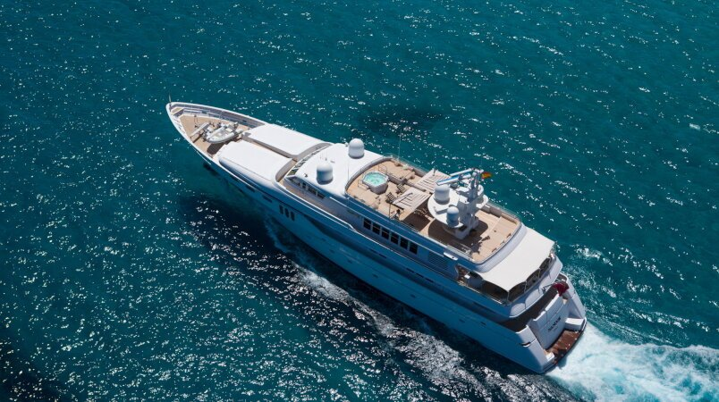 Nanook - Back in Monaco with a €1.5M price reduction