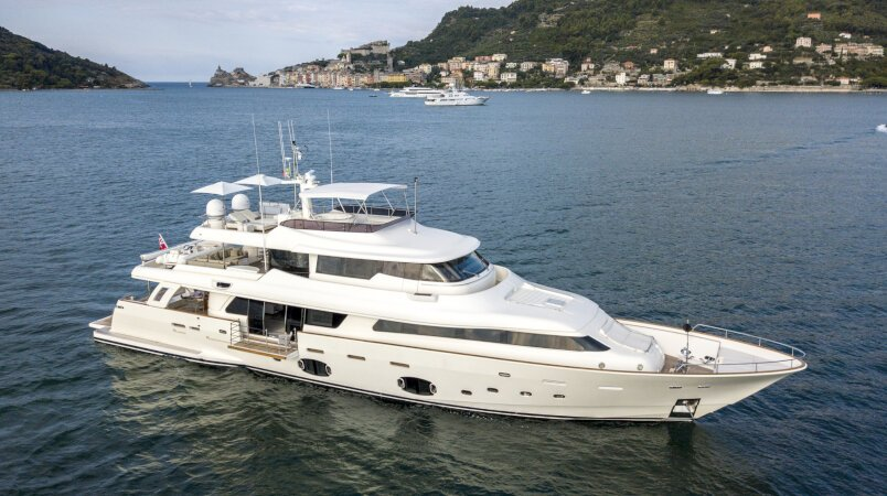 Pinnacle - New CA for sale available for viewings at the Cannes Yachting Festival