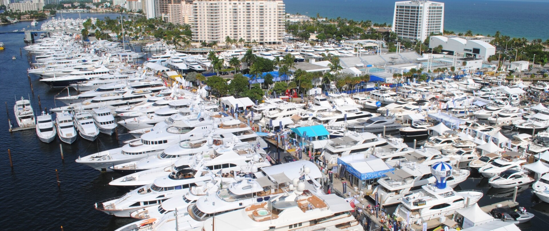 Edmiston at the Fort Lauderdale International Boat Show 2018 photo 1