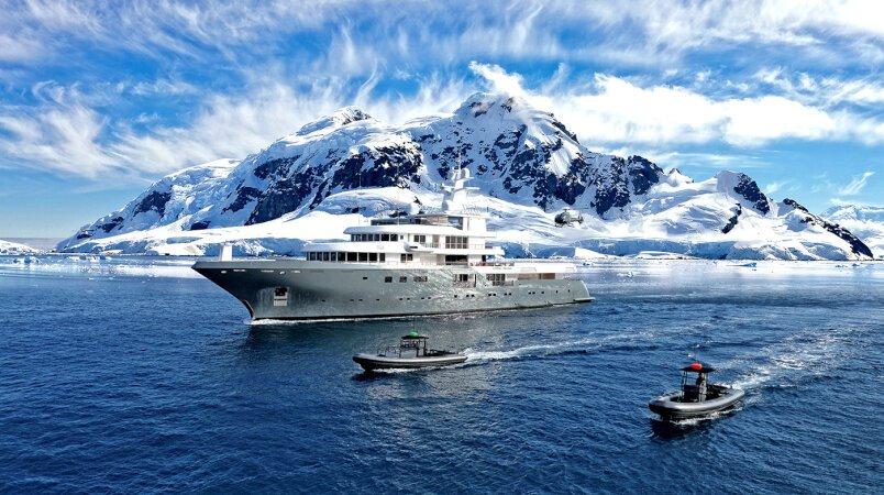 PLANET NINE - Antarctica adventures to take your breath away