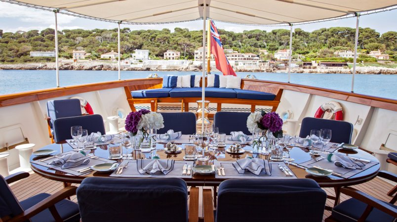 Malahne - Available for charter this winter in the Caribbean
