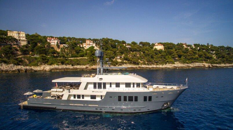 Zulu - A unique deal for a unique yacht this Christmas