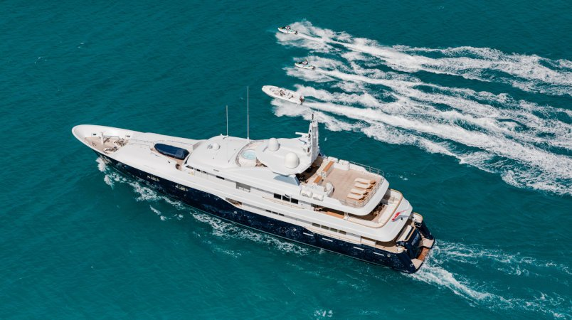 Odessa - Open to offers for winter charters