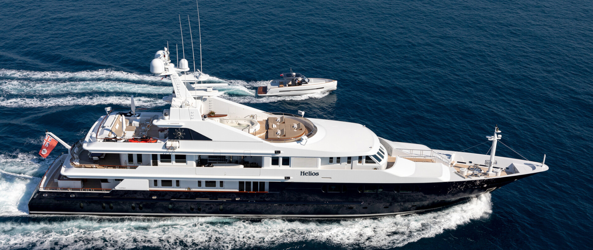 Helios, special weekend deal for Caribbean charters photo 1