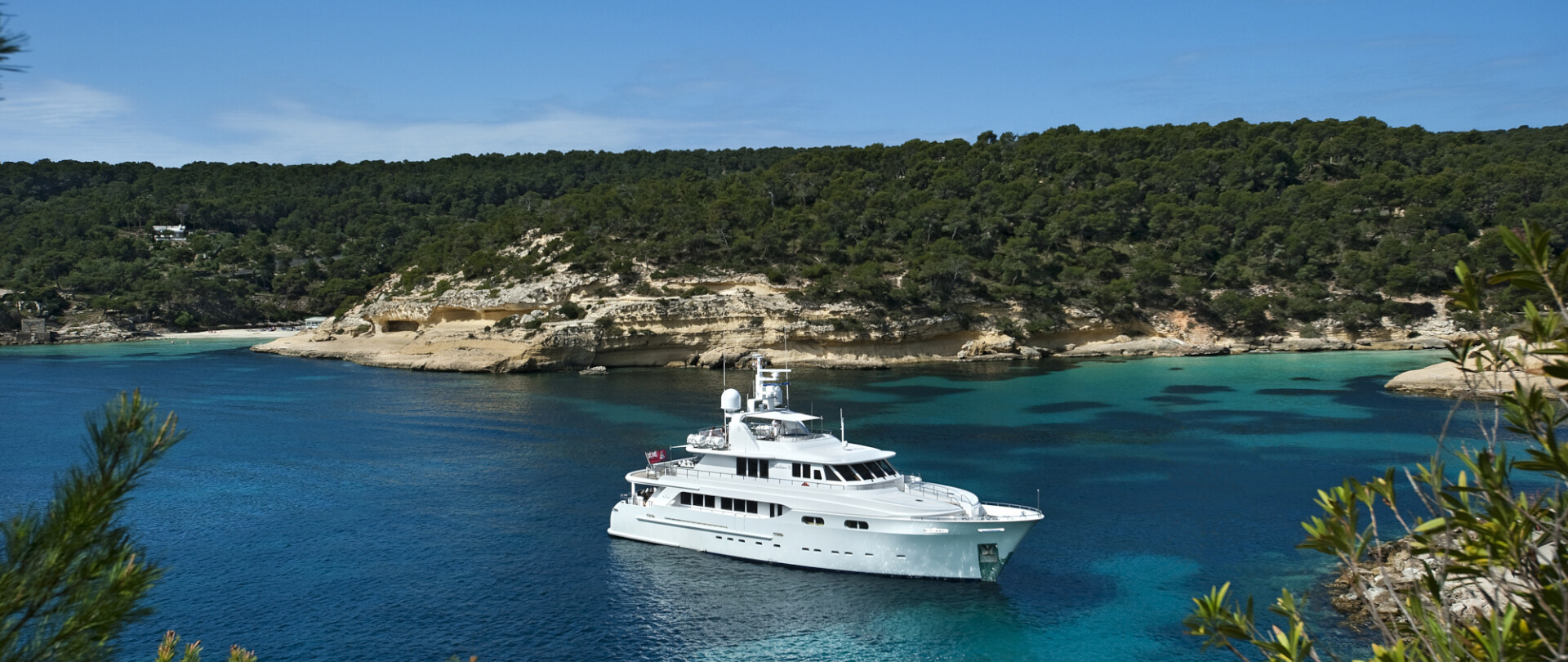 Christina G - Available for charter in the Balearics photo 1