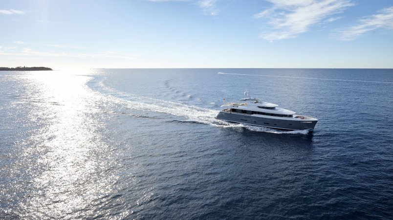 Bijoux II - Available for inspection in Nice