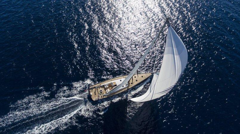 Sail into the sunset on Shamanna