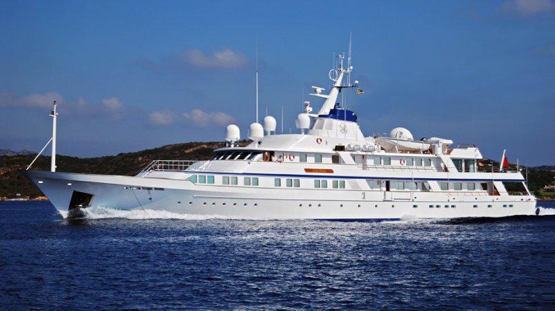 NARA Yacht For Sale