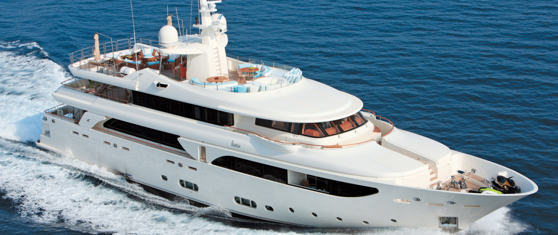 Hana - Lying in Genoa and available for inspection photo 1