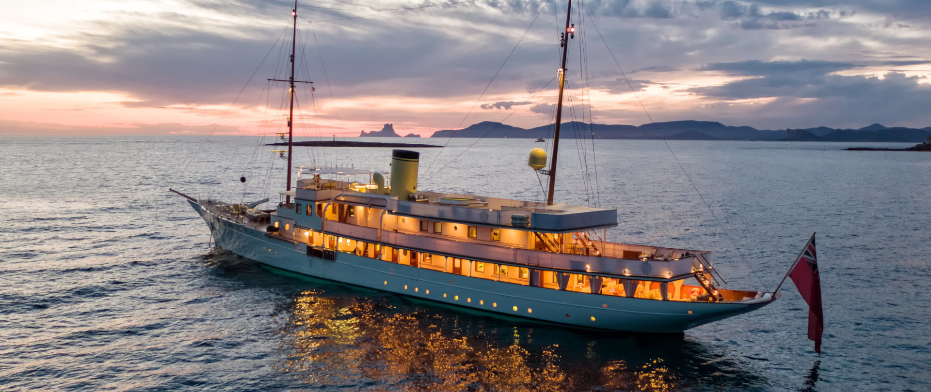 Haida 1929 - Available for charter this summer in the West Med photo 1