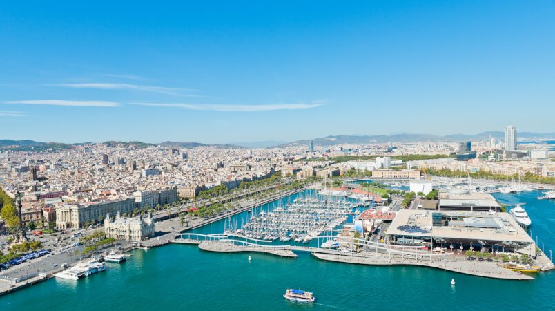 The Superyacht Show Barcelona,  8th - 11th May 2019