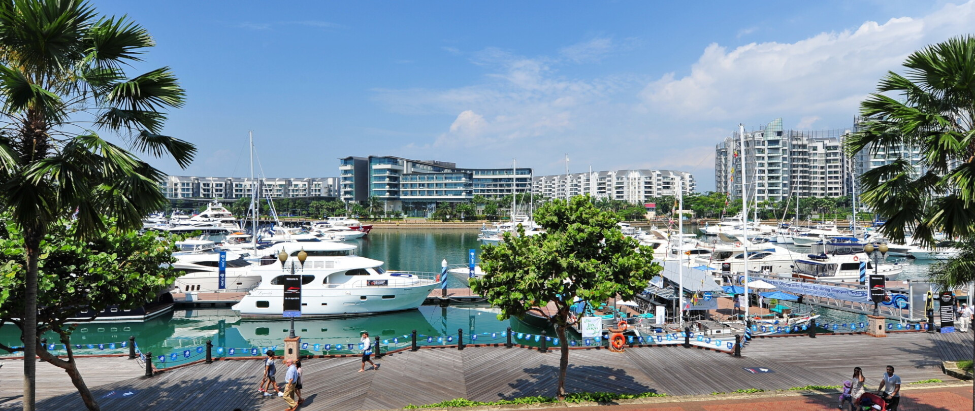 The Singapore Yacht Show, 11th - 14th April 2019 photo 1
