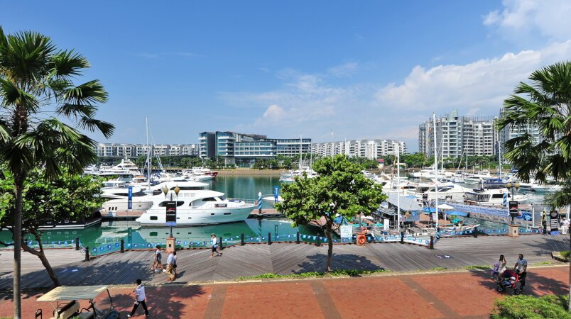 The Singapore Yacht Show, 11th - 14th April 2019