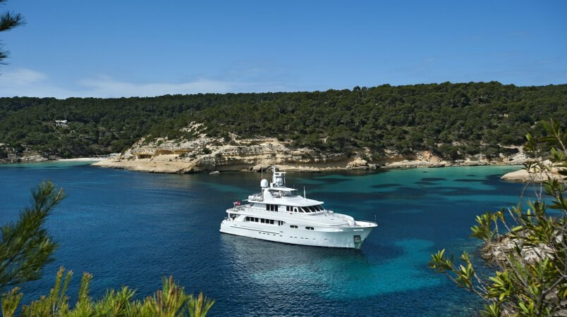 Family is at the heart of your Balearic charter
