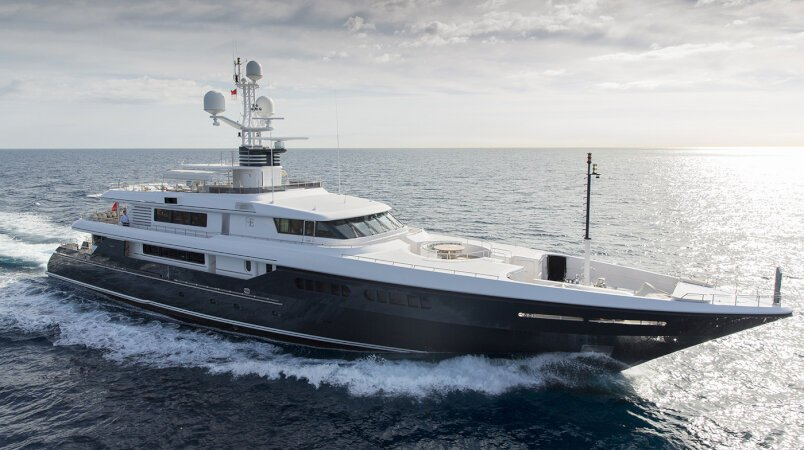 Emerald joins the Edmiston charter fleet
