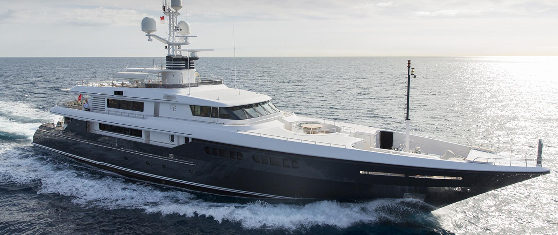 Emerald joins the Edmiston charter fleet photo 1