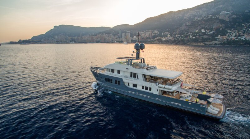 Zulu at the heart of Monaco Grand Prix