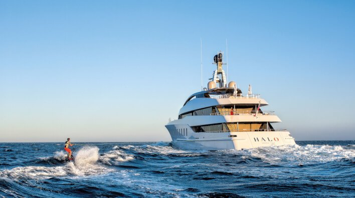 Discover Papua New Ginea onboard Halo