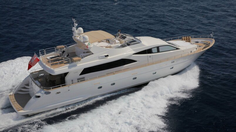 Soho - Just arrived in Imperia and available for inspection