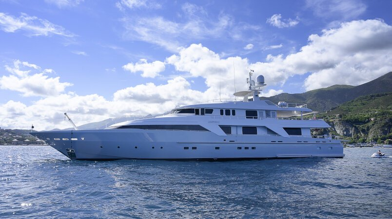 Deep Blue II - Huge discount & new post refit imagery