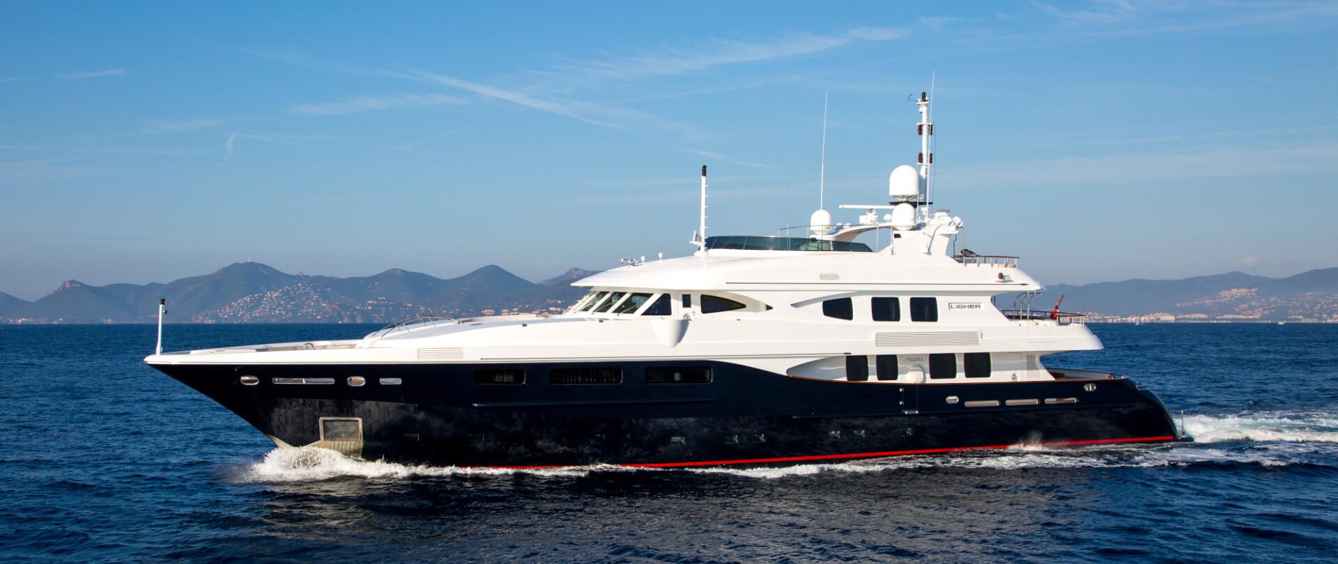 Yacht sold, Lighea photo 1
