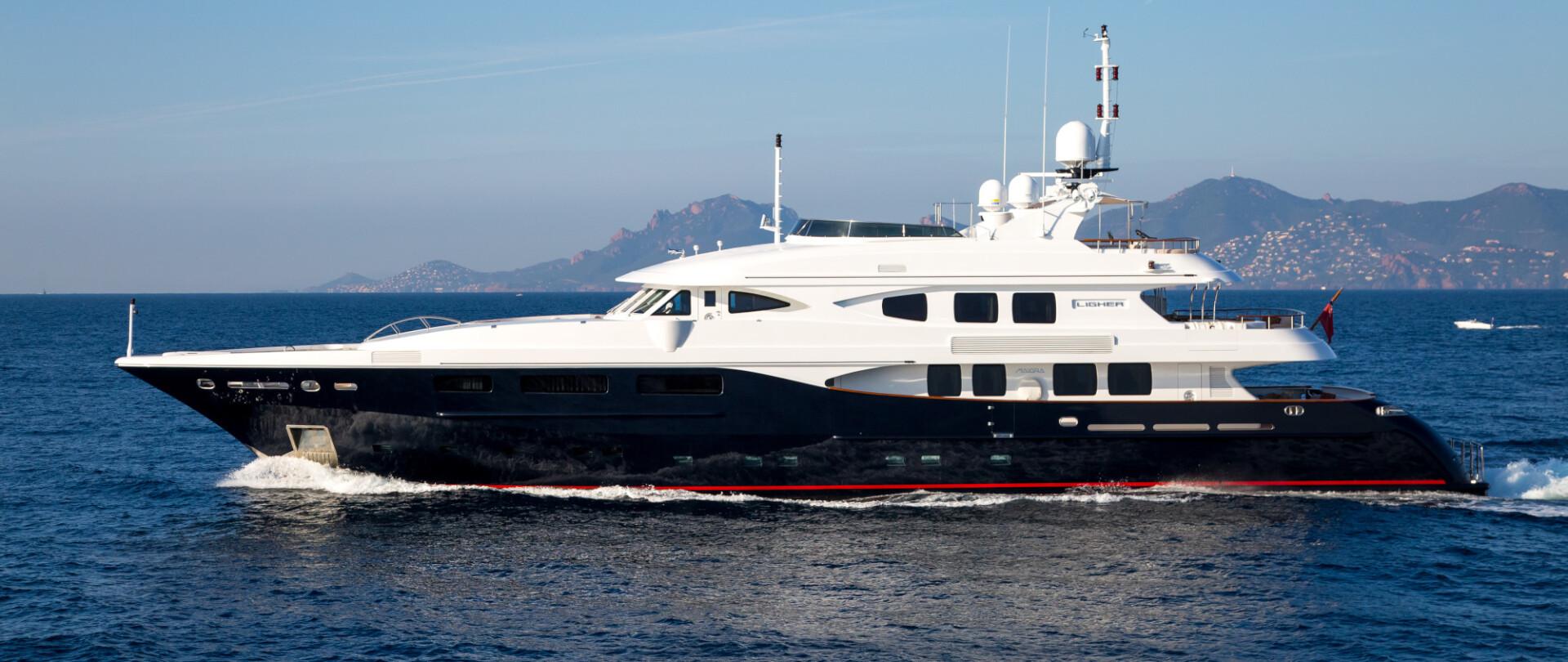 Yacht sold, Lighea photo 2