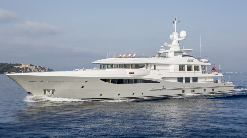 12 yachts sold in 8 weeks and 3 new build project brokered