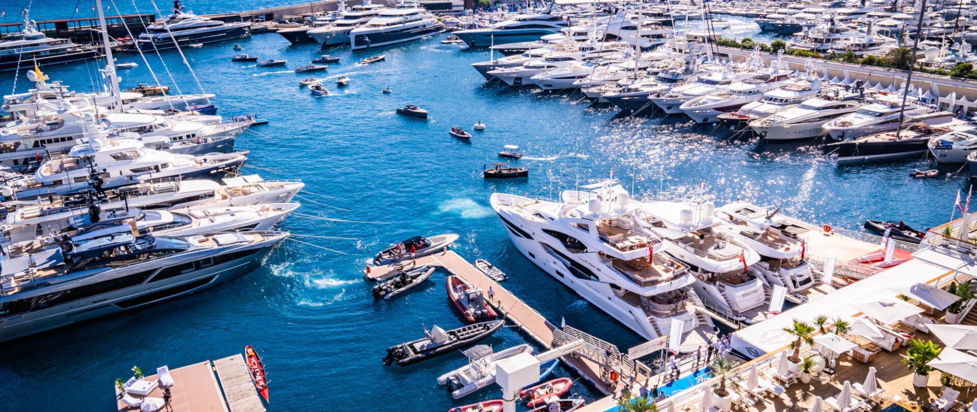 Edmiston at the 2019 Monaco Yacht Show photo 1