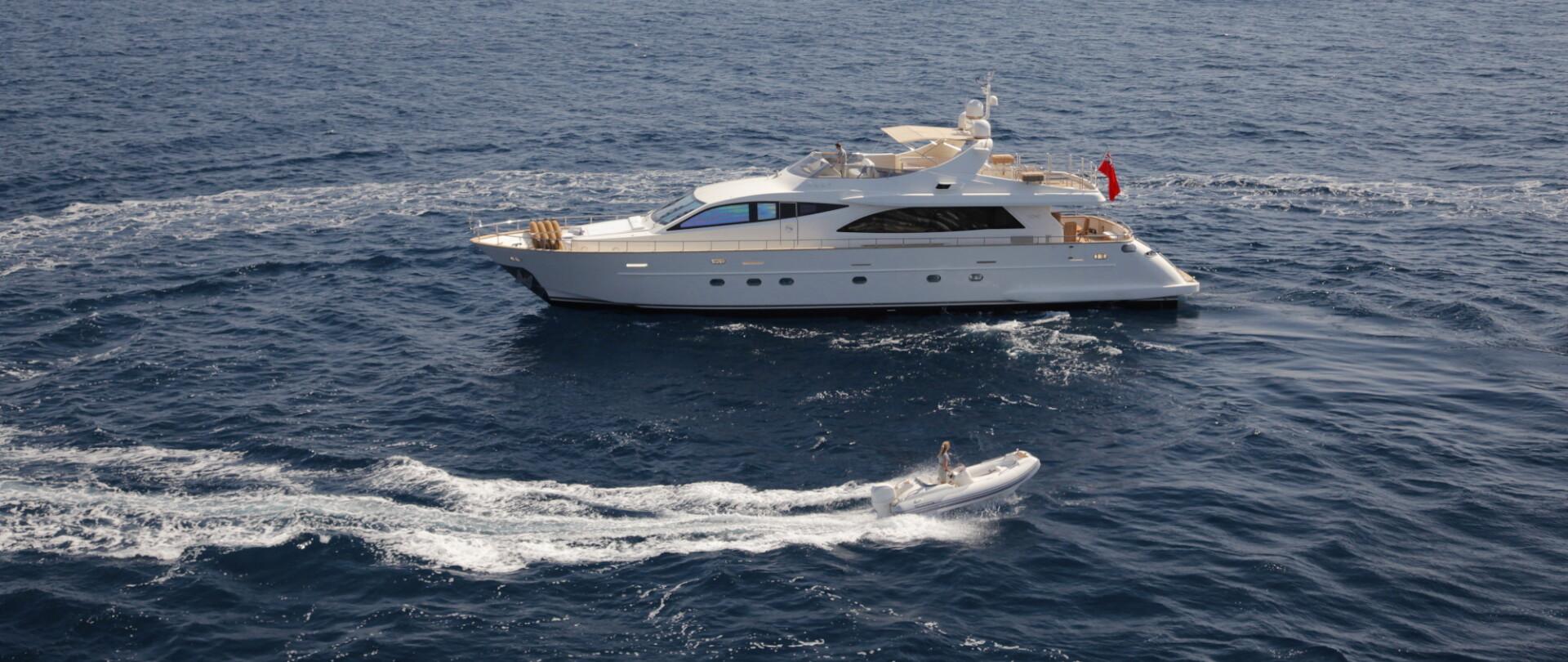 Yacht sold: Soho photo 1