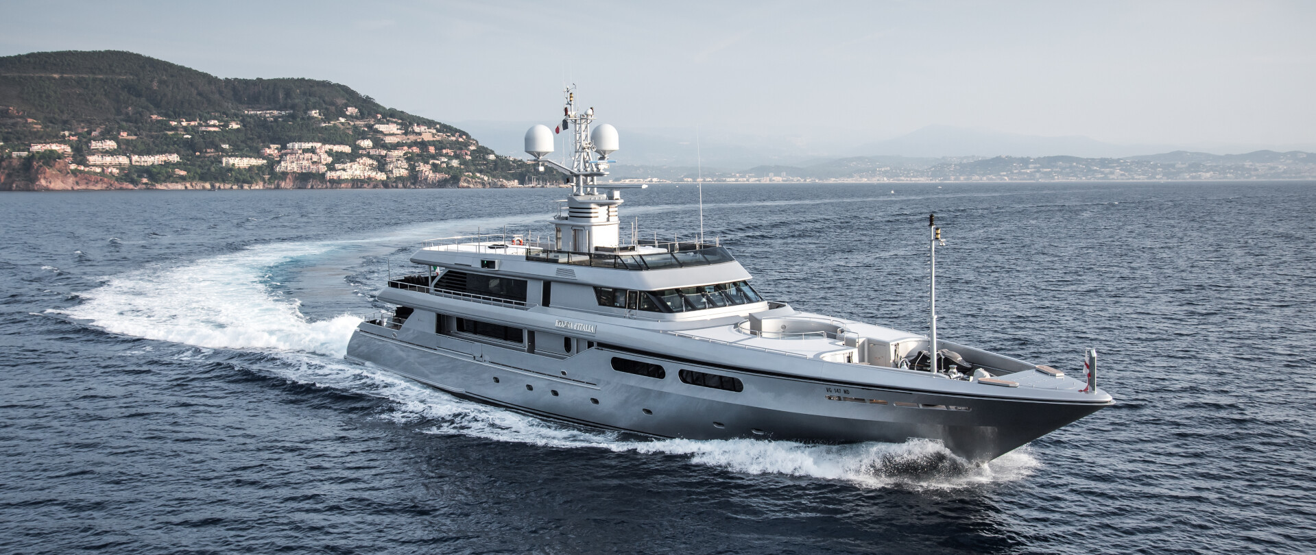 Regina d'Italia II - Available for inspection during the 2019 Cannes Yachting Festival photo 1