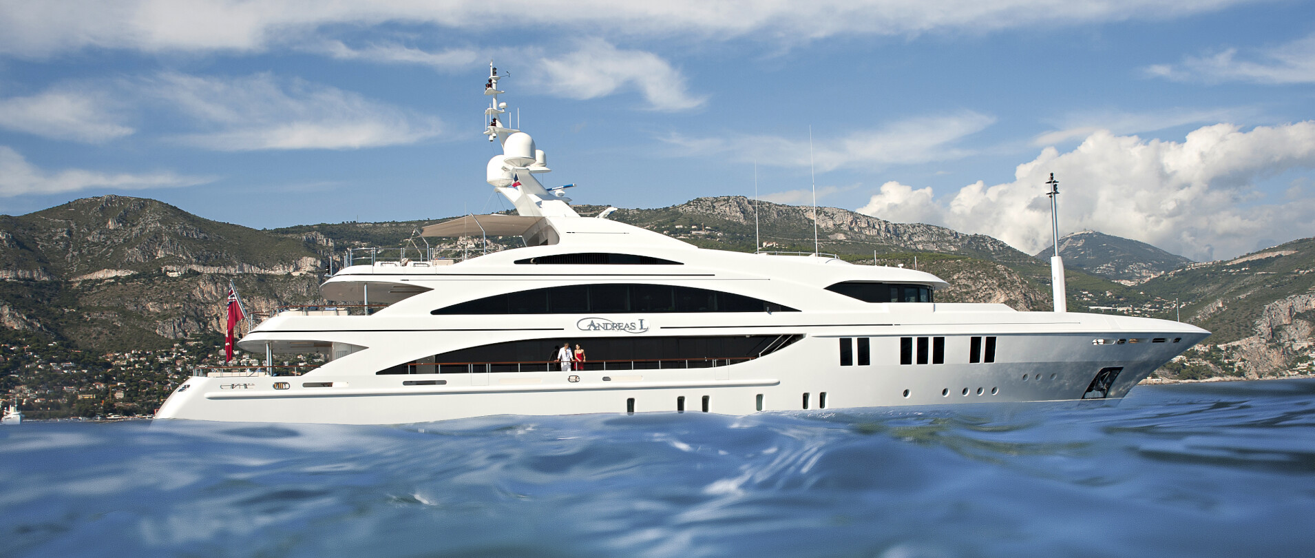 Andreas L, available for viewings during the 2019 Monaco Yacht Show photo 1