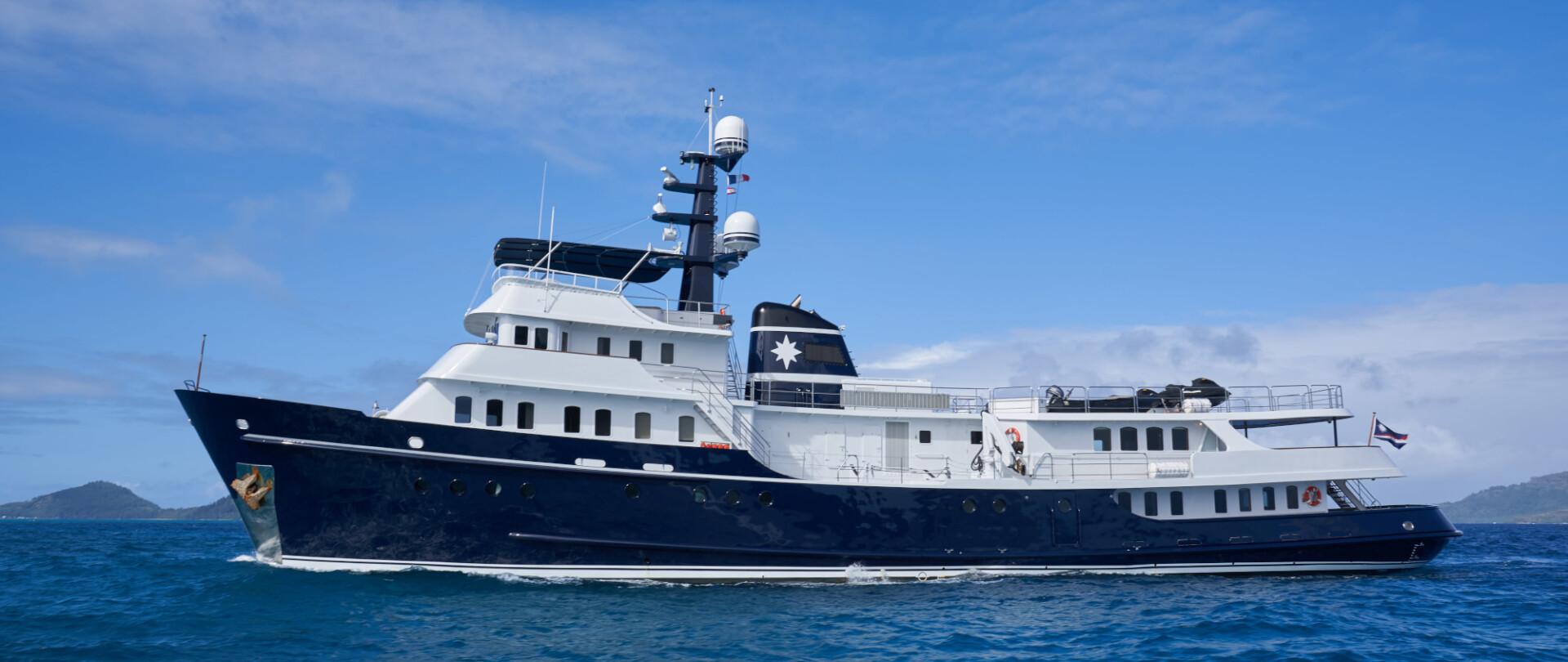 Asteria joins the Edmiston charter fleet photo 1