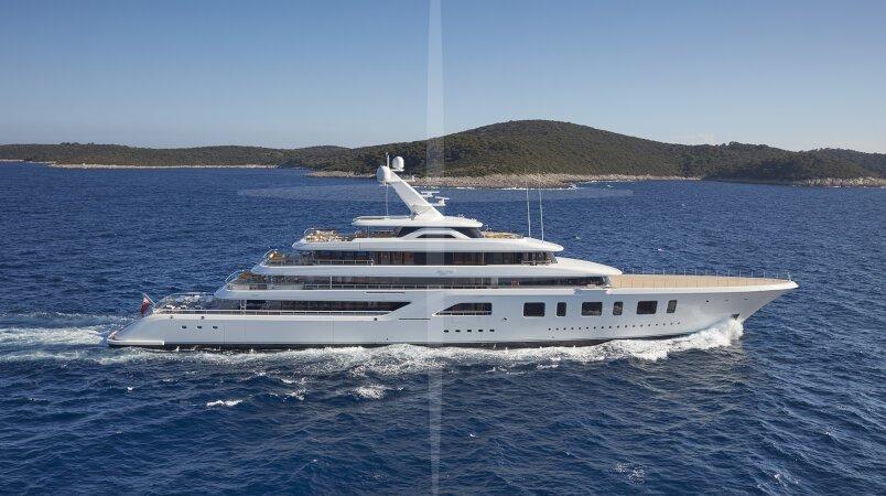 Aquarius, available summer 2020 in the West Mediterranean