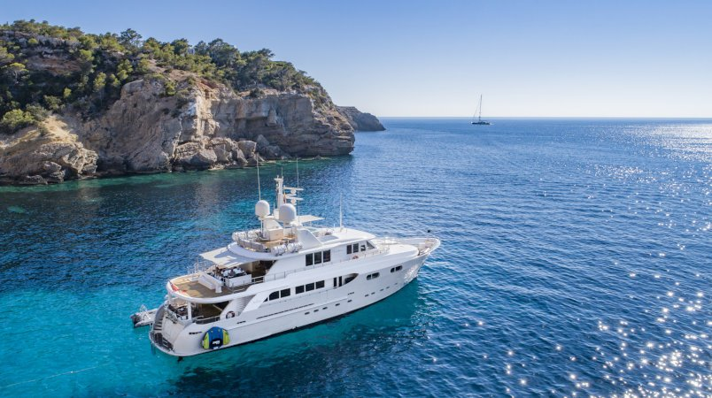 Charter Christina G in the South of Italy next summer
