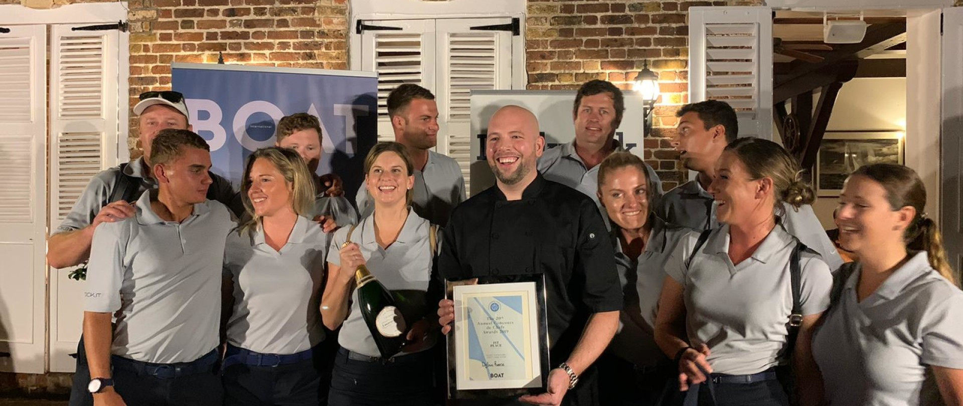 Rock.it, chef wins big at the Antigua Charter Yacht Show photo 1