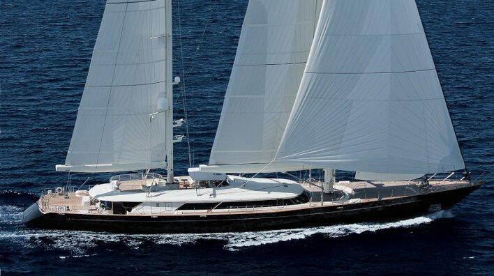 Yacht sold: Asahi