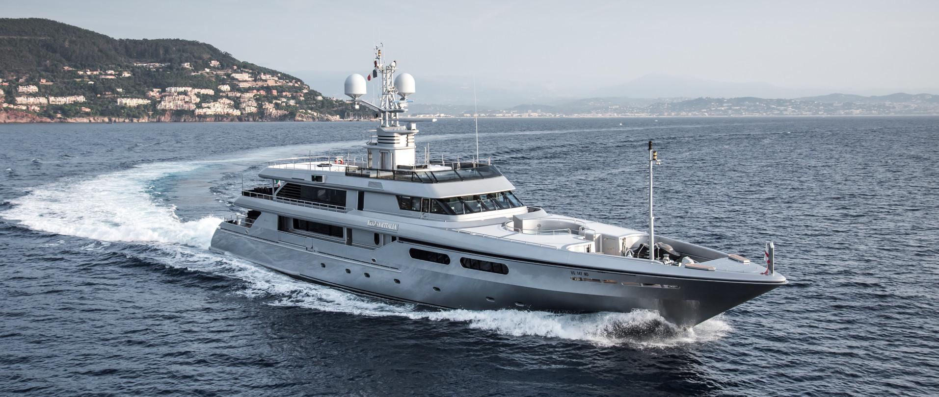 Yacht sold: Regina d'Italia II photo 1