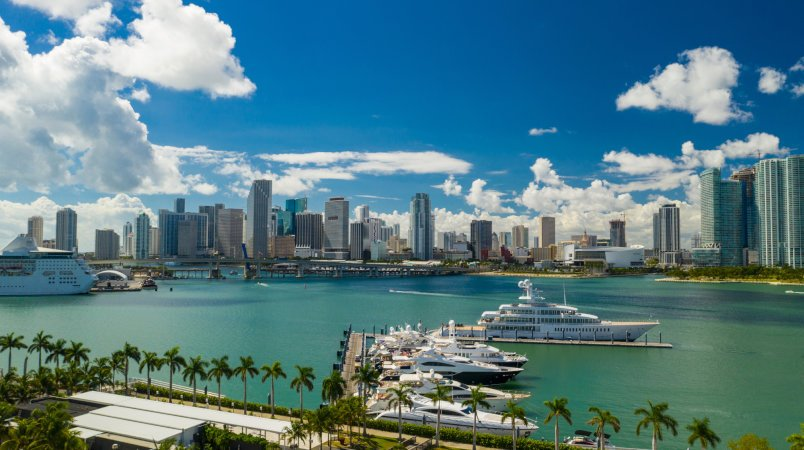 The Miami Yacht Show 2020