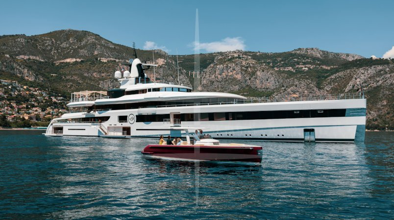 Luxury charter yacht Lady S wins two major awards