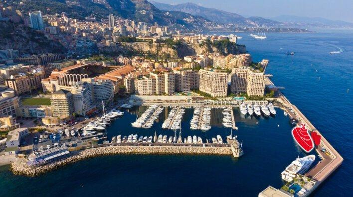 Rare 65m berth for sale in Cap D'ail, France