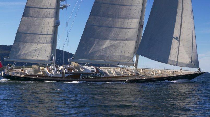 SCHEHERAZADE -  Yacht for Sale