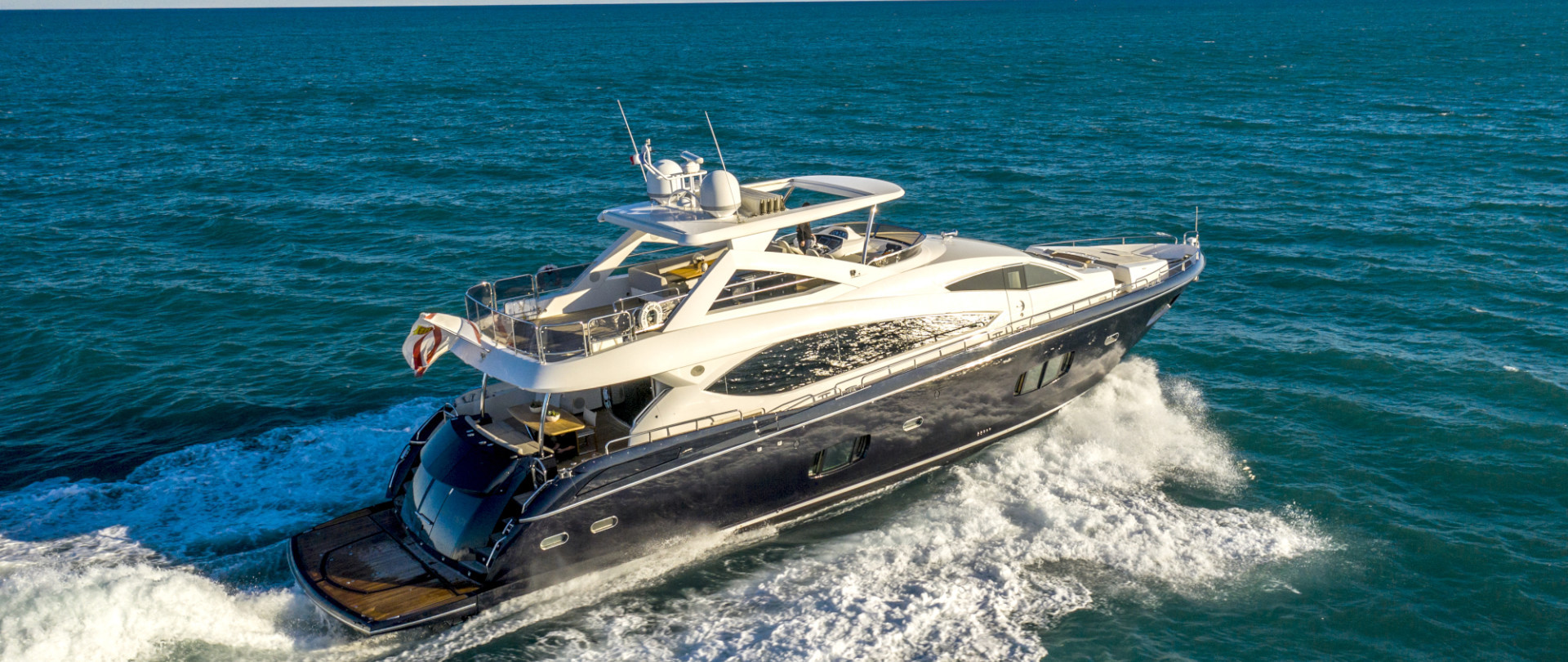 Alfie Buoy, the best priced Sunseeker 88 yacht available in the West Med now for sale with Edmiston photo 1